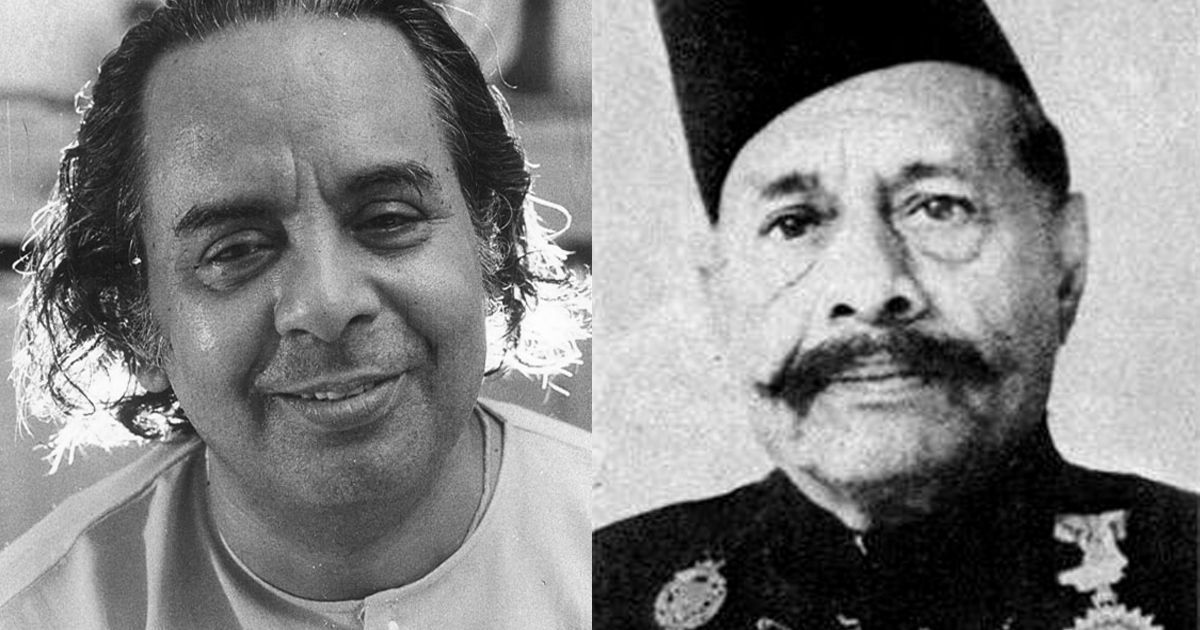 Listen: Classic dhamaar performances by the Dagar brothers, Faiyaz Khan