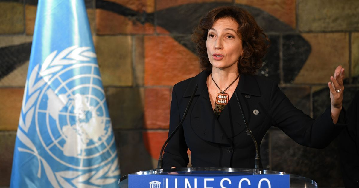 Former French Culture Minister Audrey Azoulay elected Unesco chief