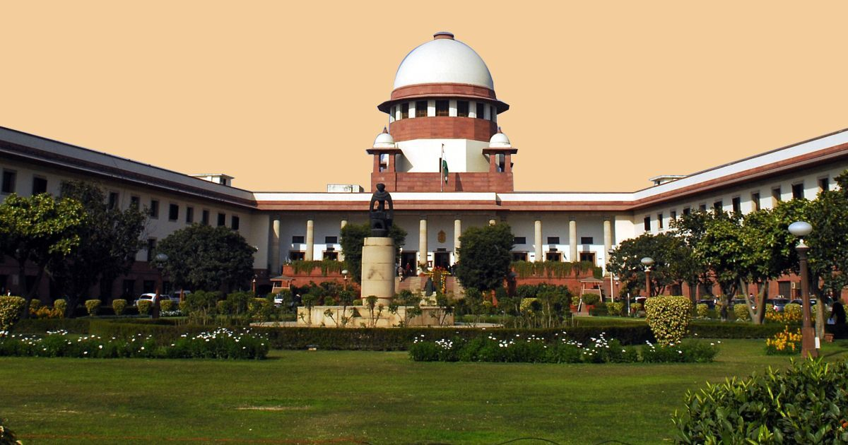 All unlisted cases should be mentioned only before the chief justice, says Supreme Court