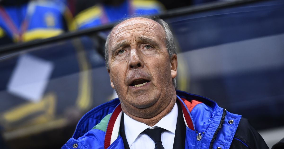 'Players are angry': Italy coach Ventura insists his team will qualify for the 2018 World Cup