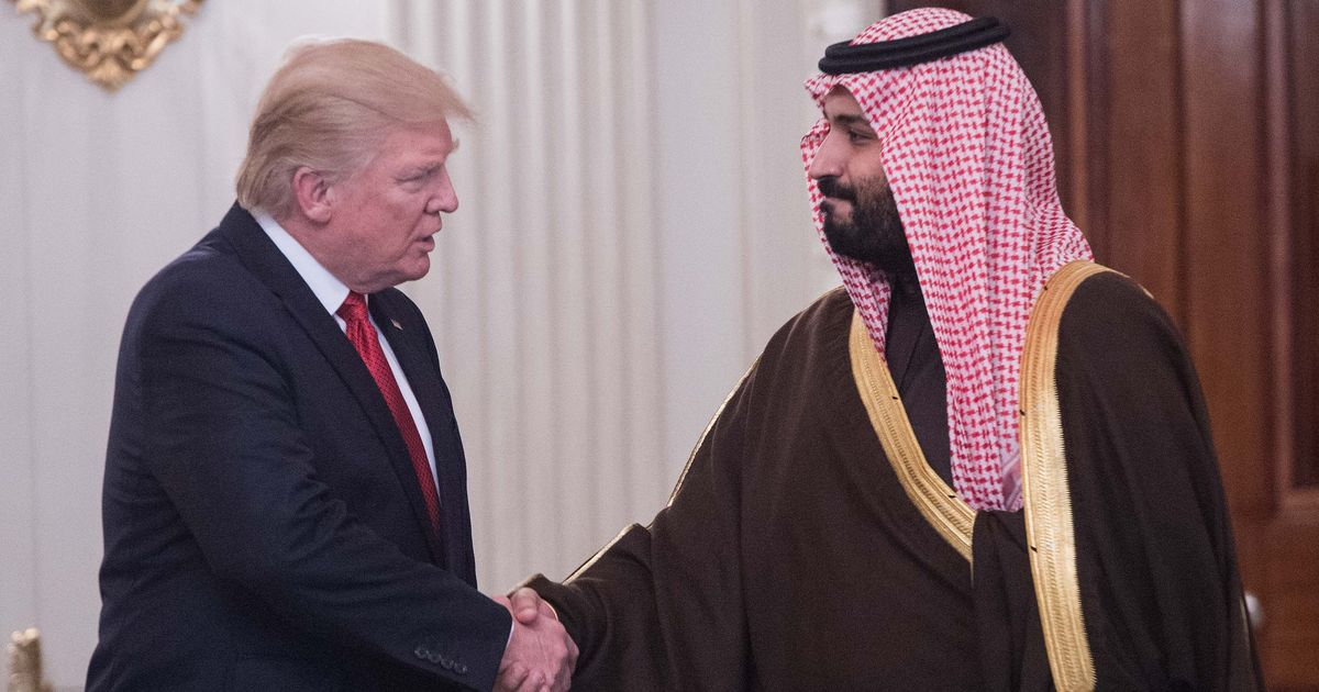 Despite a string of failures, a Saudi prince is now an inch away from power, with his father's help