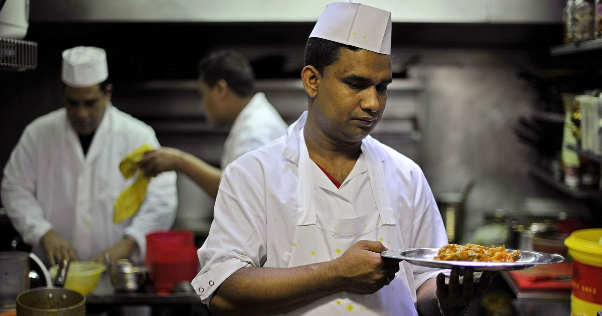 No more chicken tikka masala? Britain's beloved curry houses are dying out after Brexit