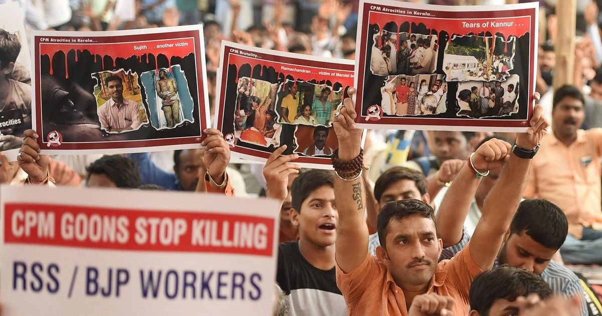 The big news: Another RSS worker killed in Kerala, and nine other top stories