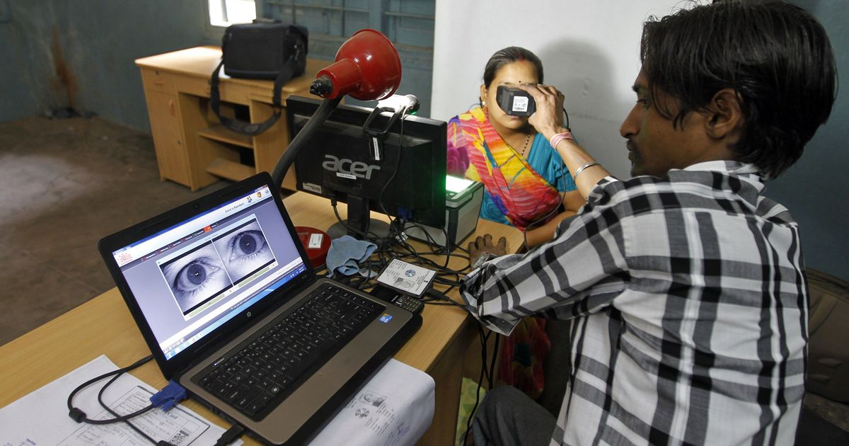 Readers' comments: With Aadhaar, we are losing the basic freedoms enshrined in our Constitution