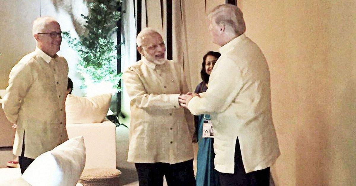 The big news: Narendra Modi meets Donald Trump in the Philippines, and nine other top stories