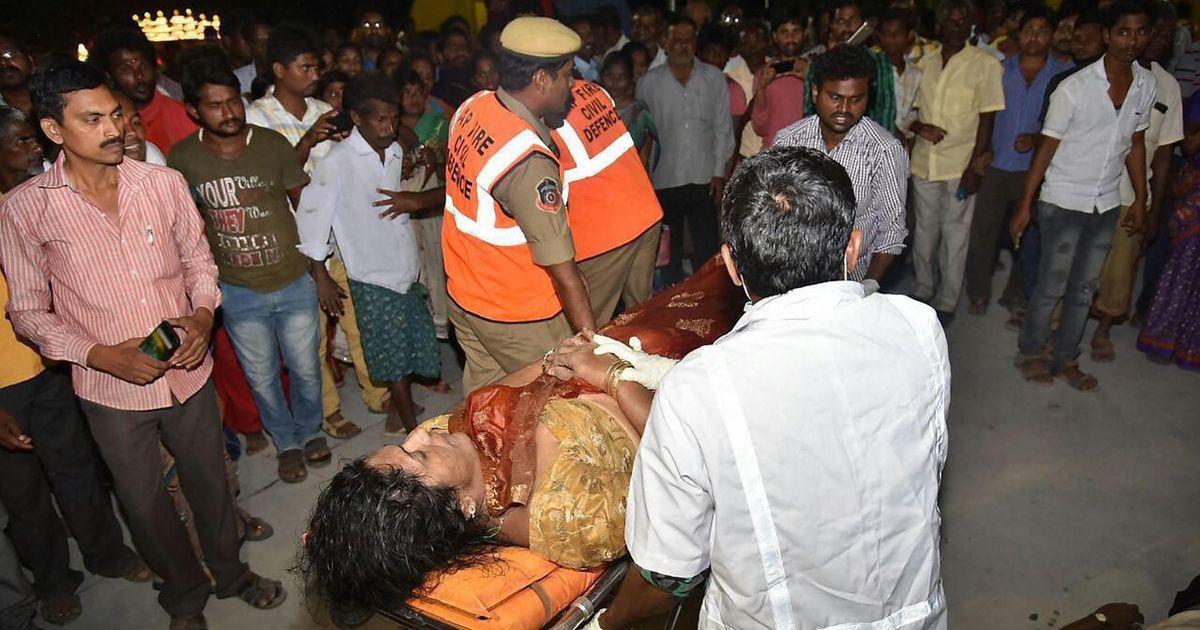 At least 20 die after boat capsizes near Vijayawada in Andhra Pradesh