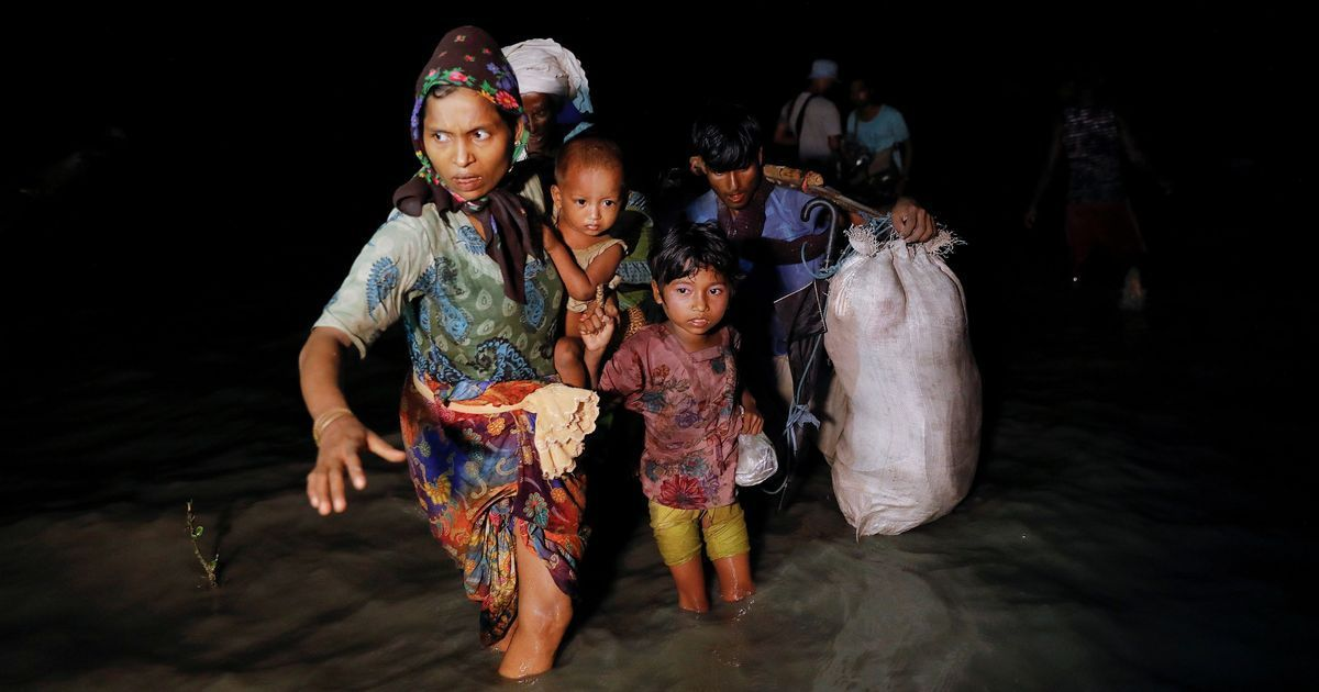 Myanmar military systematically targeted and gangraped Rohingya women, says UN envoy