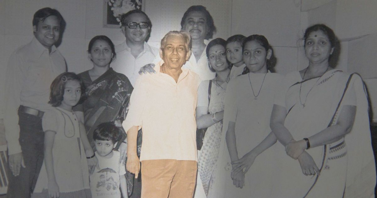 'Who's Chitragupta?' Only the Hindi film music composer of numerous forgotten gems