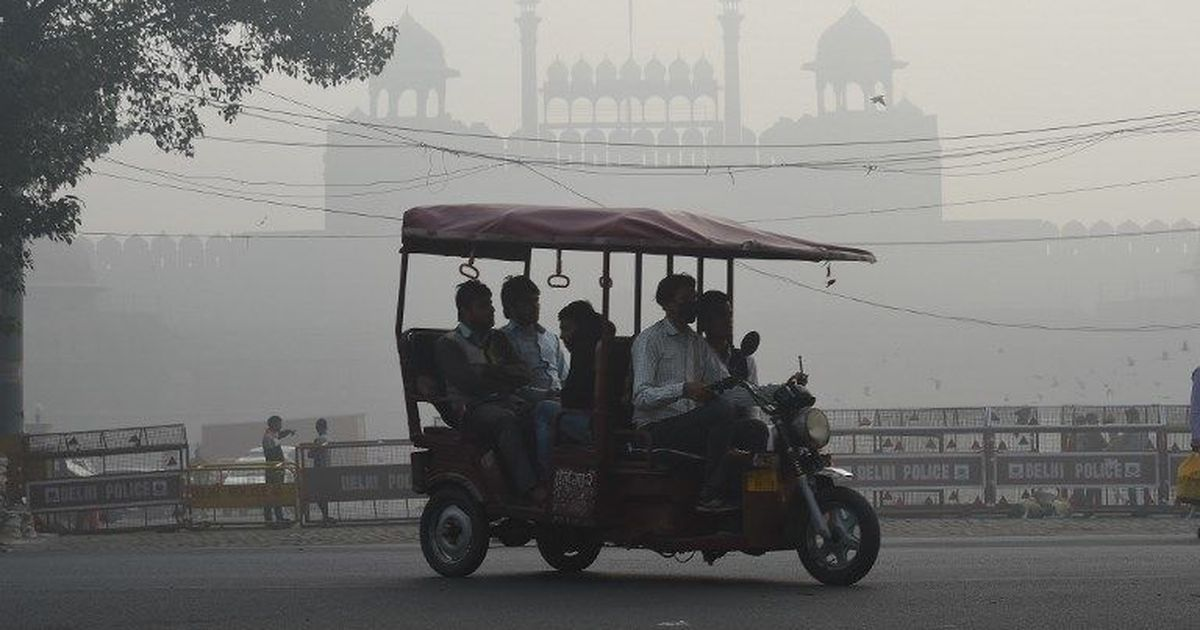 Delhi government wants neighbouring states to implement odd-even scheme to tackle NCR pollution