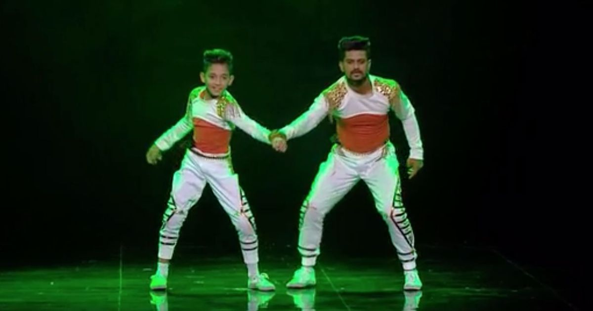 The real cultural product of India's new economy? It's not Bollywood but the dance reality show