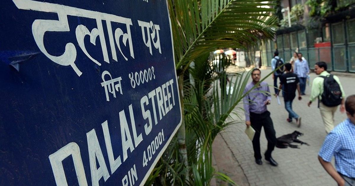 Sensex, Nifty close lower as India's trade deficit widens, exports contract