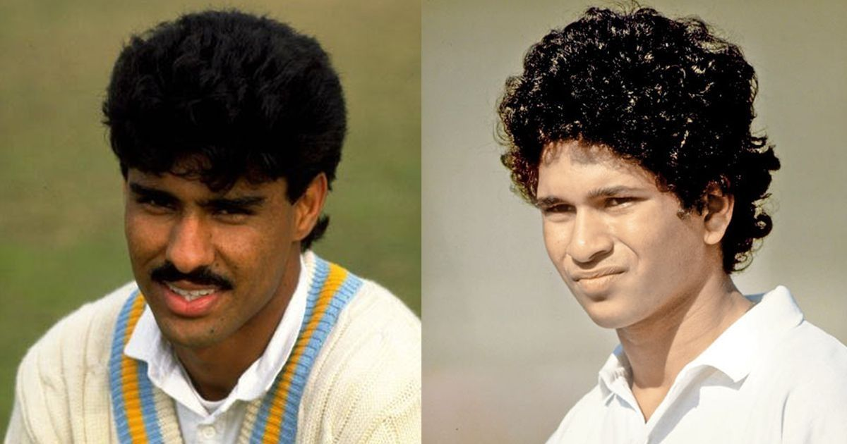 Video: When Sachin Tendulkar and Waqar Younis made their Test debuts together
