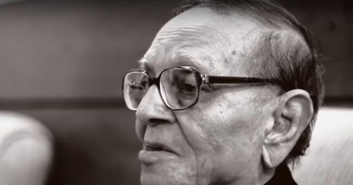 Hindi poet Kunwar Narain, a Padma Bhushan and Jnanpith Award winner, dies at 90