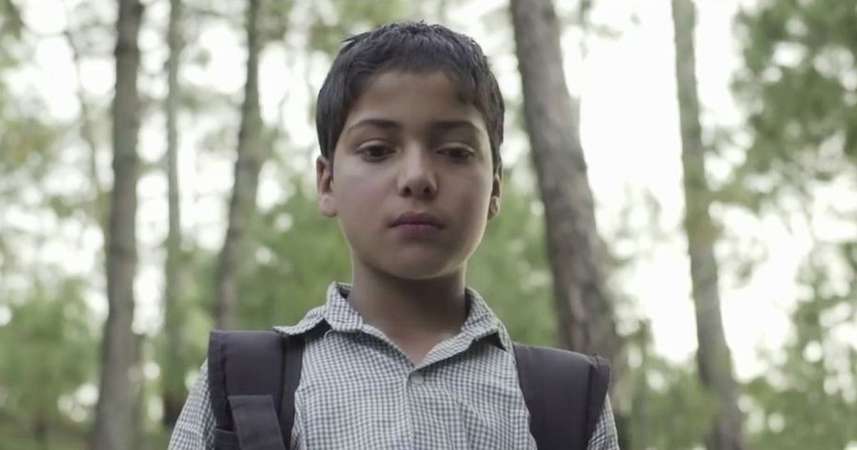 Watch: A young boy rebels against his parents in short film 'Syaahi'