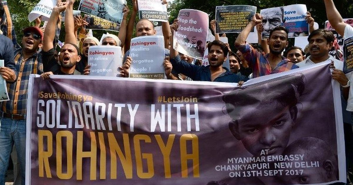 Military committed 'widespread rape' as Rohingya women fled burning villages: Human Rights Watch