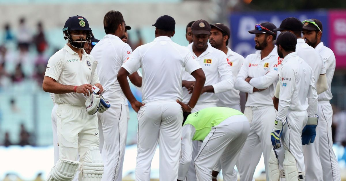 Ind vs SL, 1st Test, day two, as it happened: Play called off after India reduced to 74/5