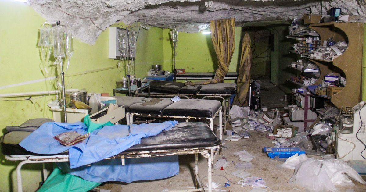 Russia vetoes UN resolution to extend inquiry into Syria chemical attack