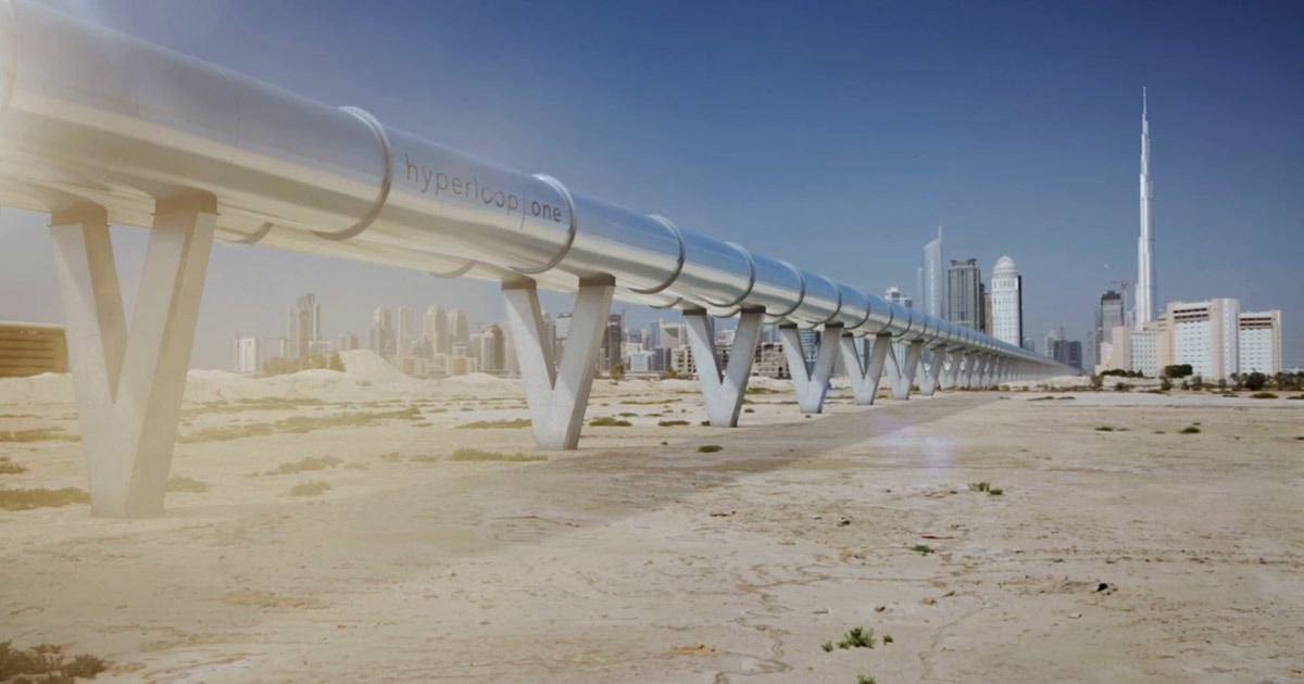 Mumbai to Pune in 14 minutes? US-based firm to study feasibility of hyperloop routes in Maharashtra