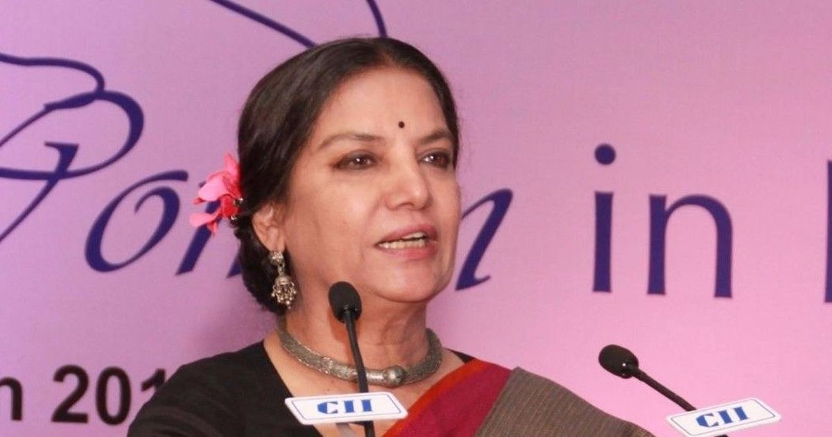 'Padmavati' row: Shabana Azmi asks film industry to boycott IFFI in protest against threats