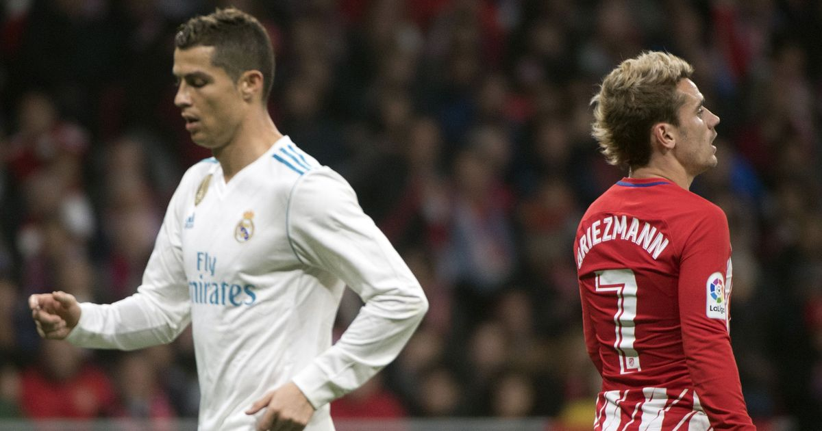 Madrid Derby ends in 0-0 stalemate leaving Real 10 points behind Barcelona