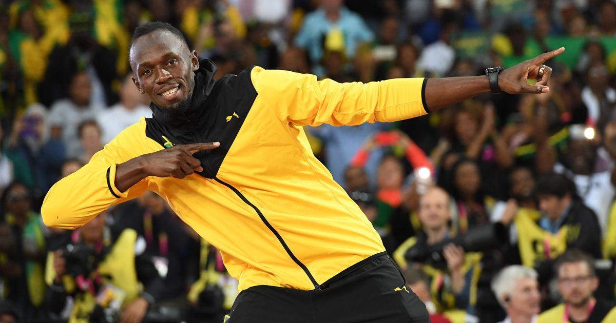 Ahead of Ashes, Australia enlist Usain Bolt to help them improve their 'explosiveness'