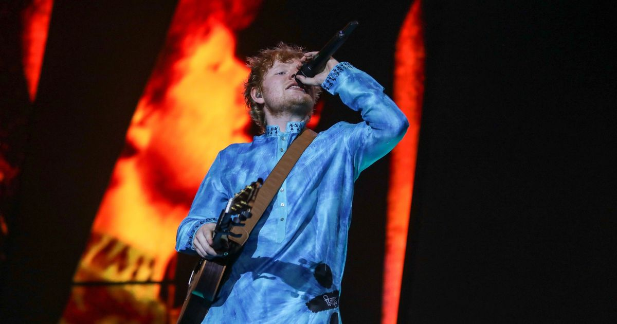 Ed Sheeran's Mumbai concert was a reminder that he has a lot in common with singer Arijit Singh