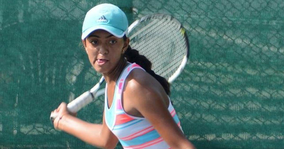 WTA Mumbai Open: India's Zeel Desai, Karman Kaur Thandi bow out in first round