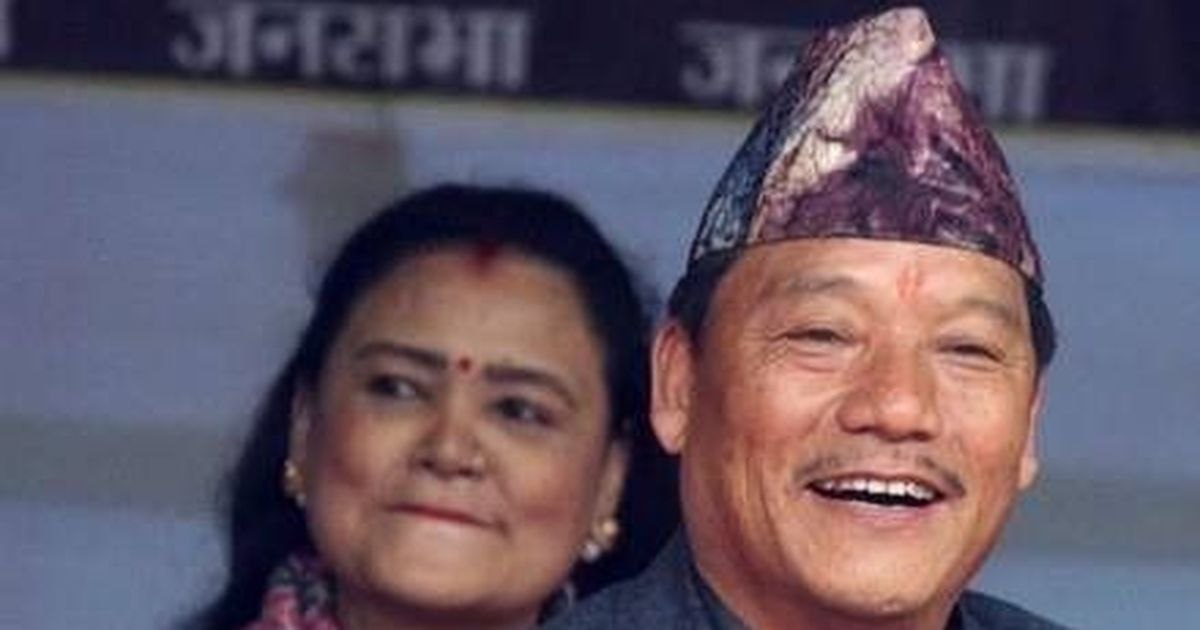 Gorkha Janmukti Morcha President Bimal Gurung and his aides suspended by rival faction