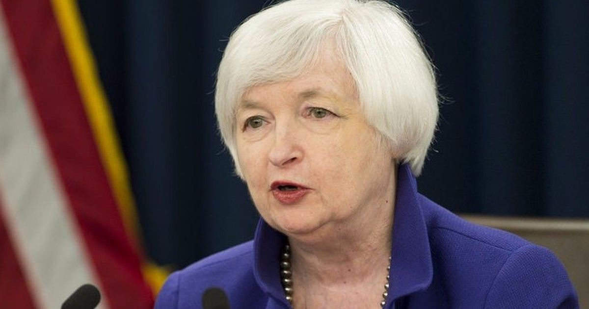 US Federal Reserve Chairperson Janet Yellen to resign from board after successor takes over