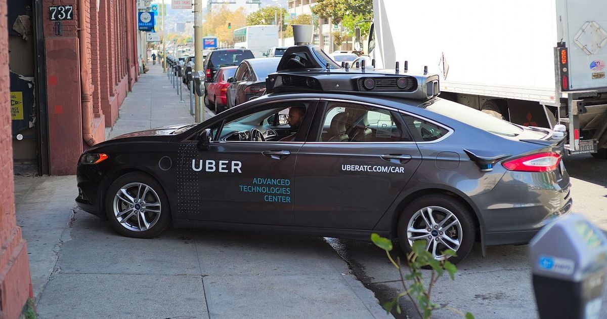 Uber to buy up to 24,000 self-driving cars from Volvo in non-exclusive deal