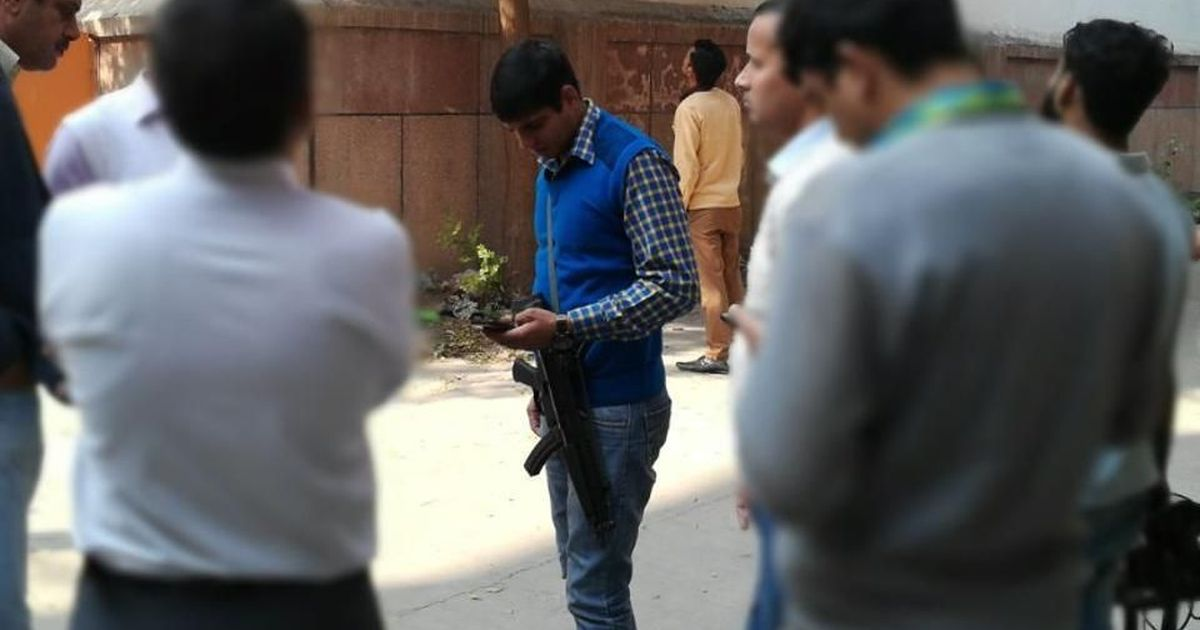 Delhi: Five arrested after shootout near Dwarka Mor metro station, illegal arms recovered
