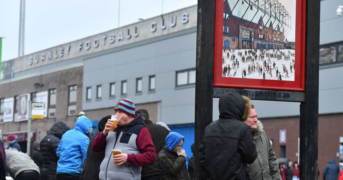 Burnley become first Premier League club to install anti-terror security barriers
