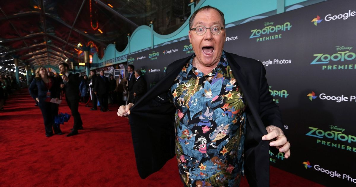 Pixar head John Lasseter takes leave of absence after allegations of sexual misconduct