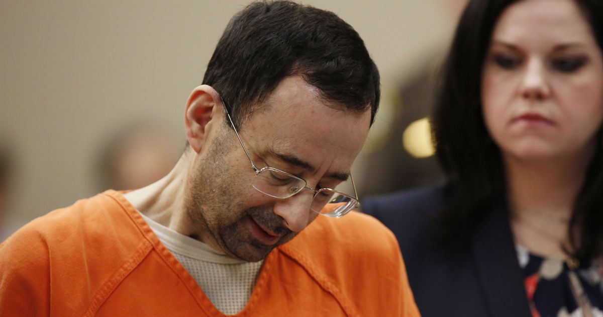Former US gymnastics team doctor Lawrence Nassar pleads guilty to sex abuse