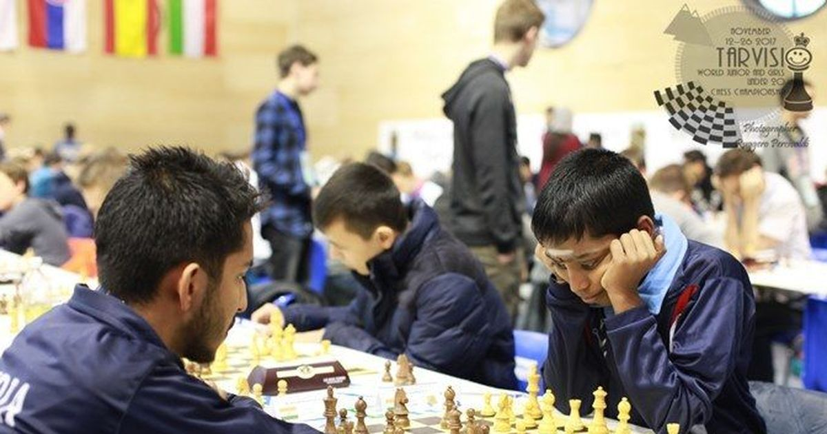 World Junior Chess: R Praggnanandhaa holds GM Aryan Tari to a vital draw