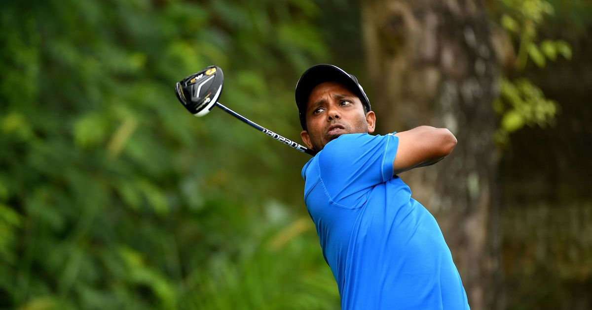 With early lead in Hong Kong, SSP Chawrasia is looking forward to taking on world's best