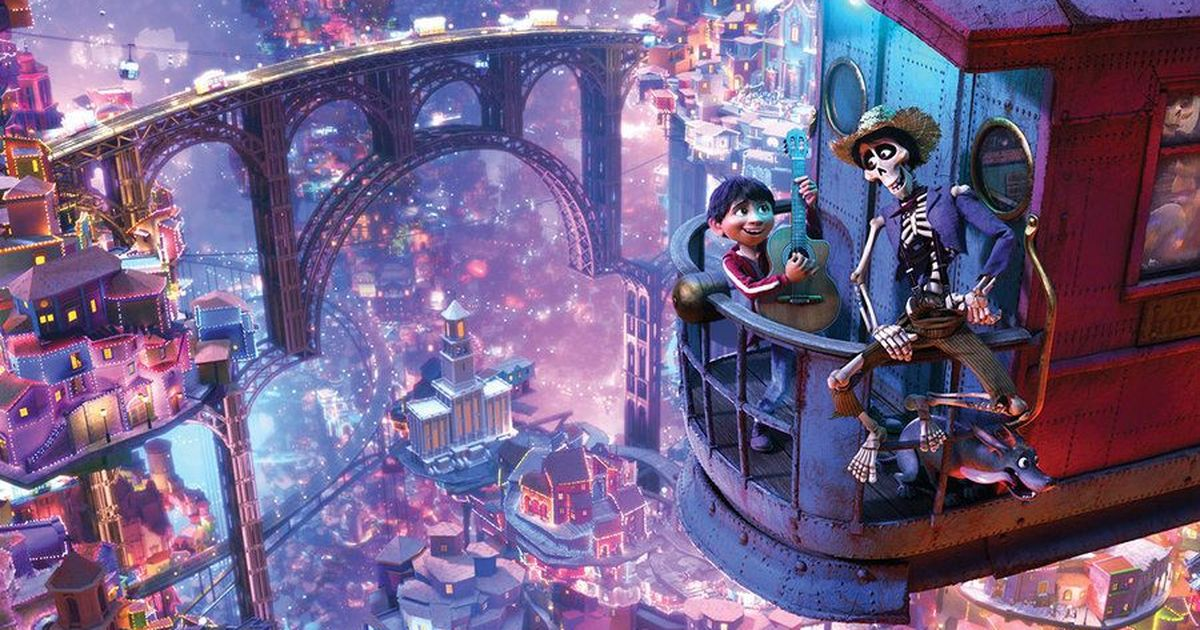'Coco' film review: A lively adventure into the land of the dead