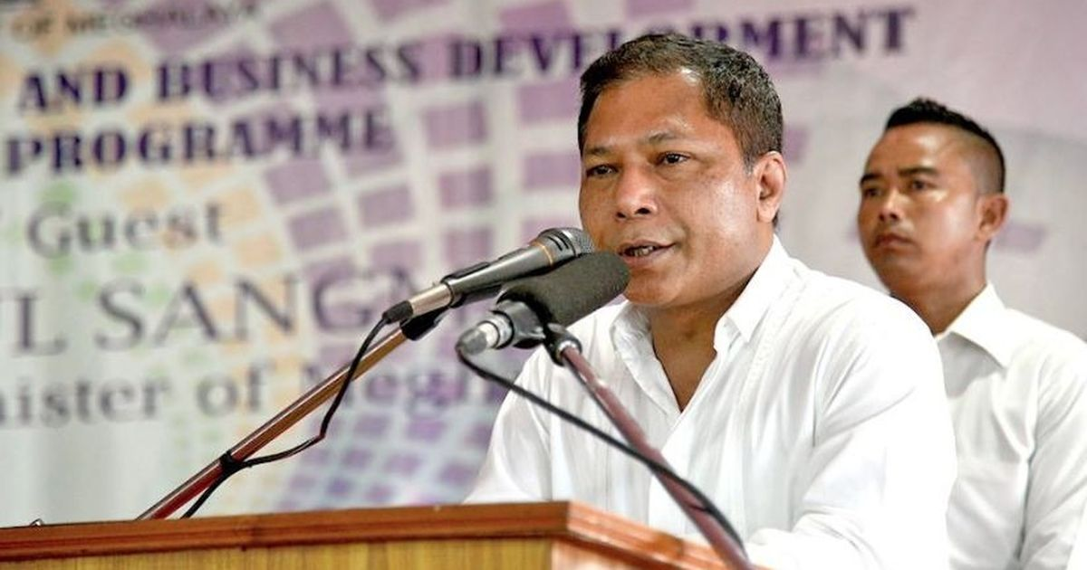 Office of profit row: Meghalaya Congress government is in trouble as 17 MLAs risk disqualification