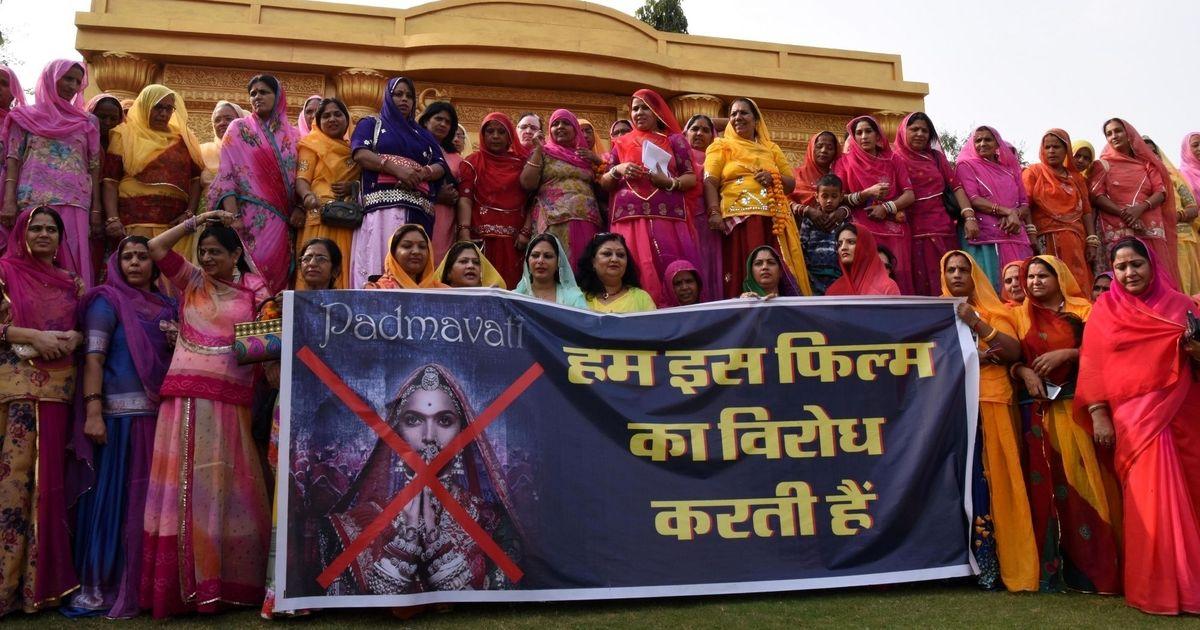 Anti-Padmavati slogans found near body of man hanging in Jaipur fort
