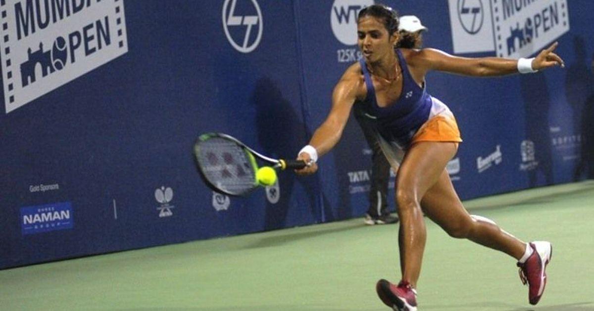 Despite tough fight, Ankita Raina's Mumbai Open run comes to an end in quarters