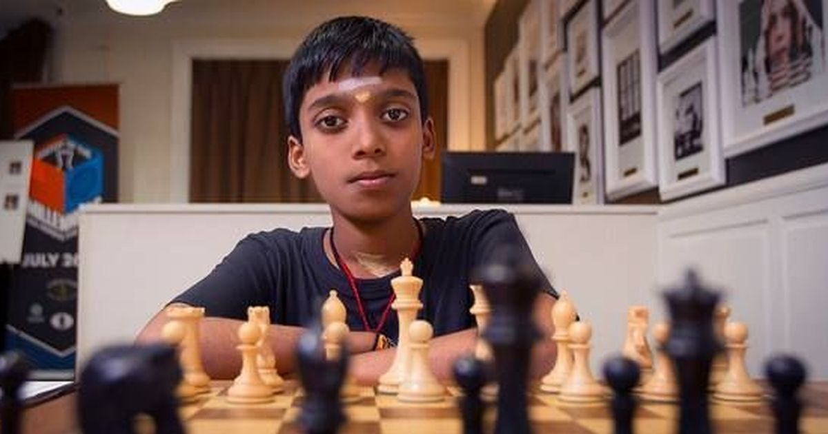 Praggnanandhaa misses an opportunity to go on top in 10th round of World Junior Chess championship