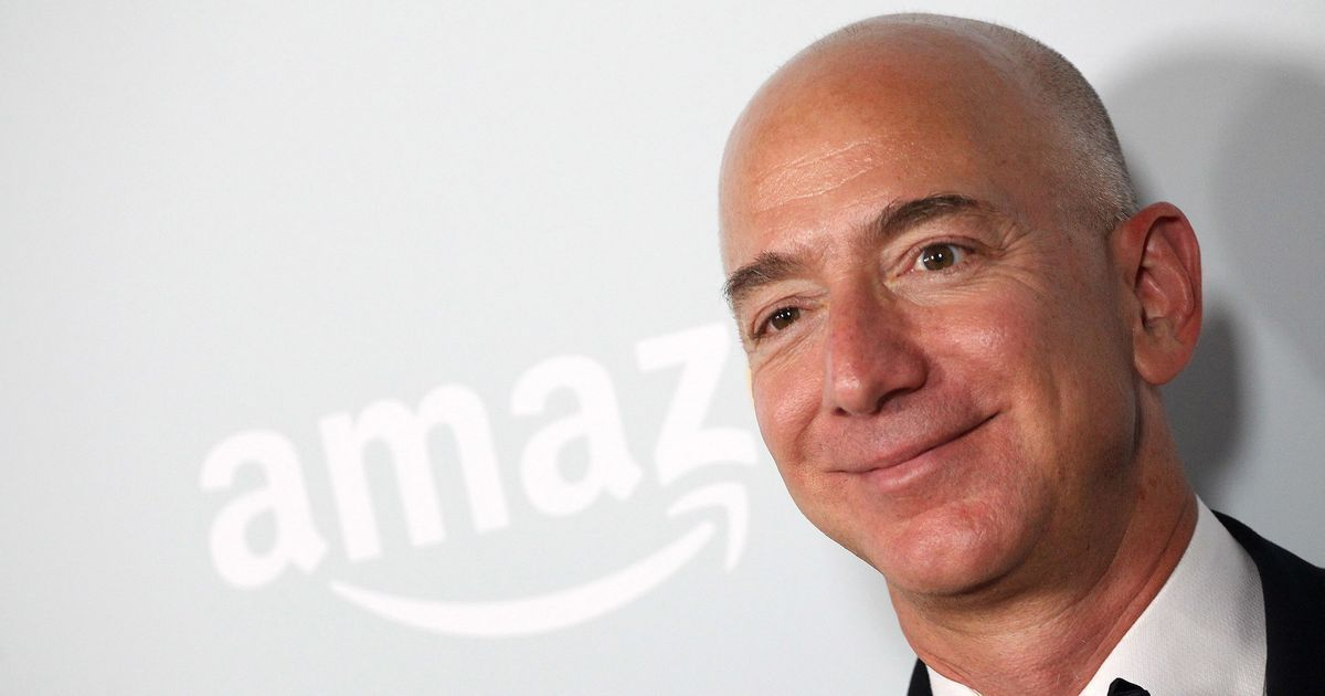 Amazon CEO Jeff Bezos' fortune crosses $100 billion after company's shares jump 2.62% on Friday
