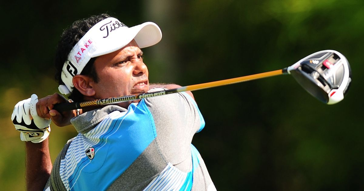 SSP Chawrasia maintains slender lead in Hong Kong Open