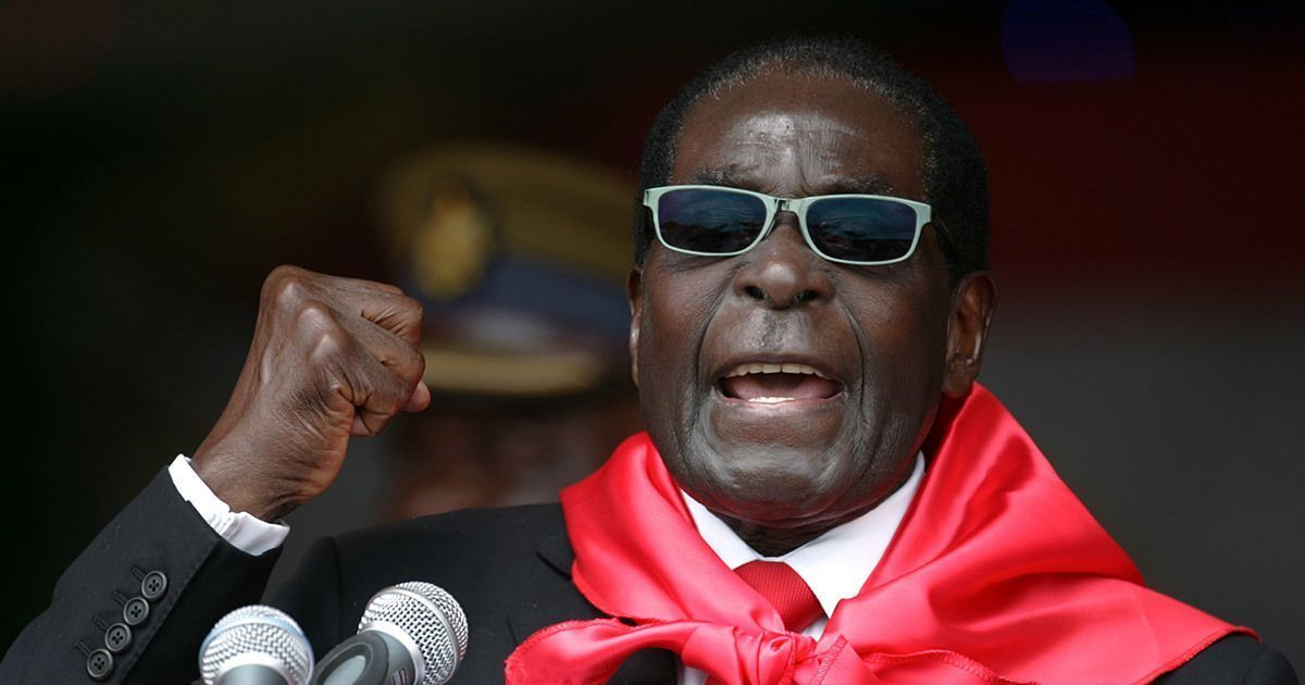 Military action against ousted president Robert Mugabe was legal, says Zimbabwe court