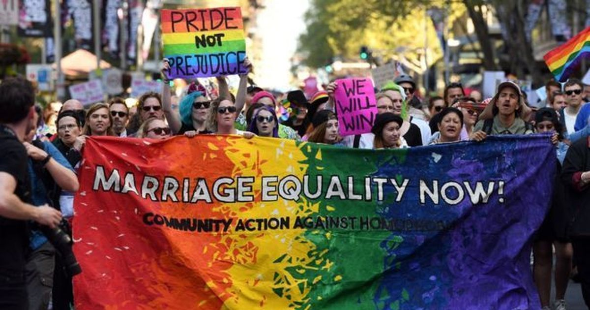 LGBT rights: The sobering factor behind Australia's resounding Yes to same-sex  marriage