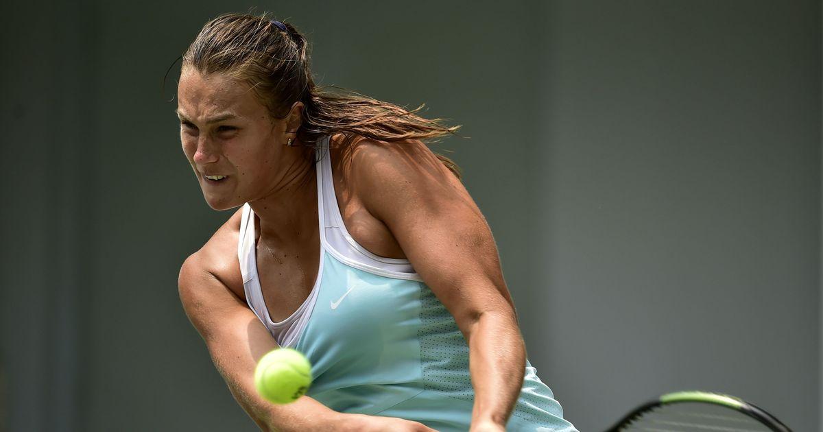 Mumbai Open champ Aryna Sabalenka has provided enough evidence she's a future top-20 player