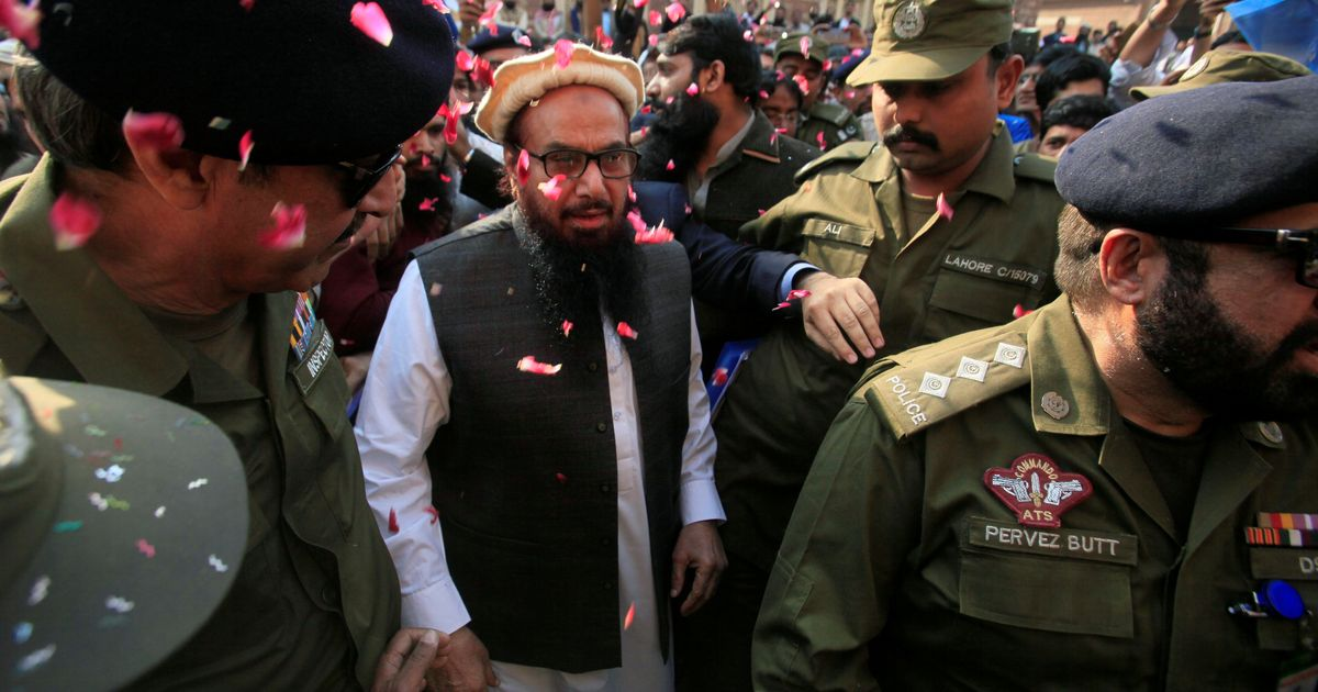 Hafiz Saeed filed plea before UN to drop him from the list of terrorists: Hindustan Times
