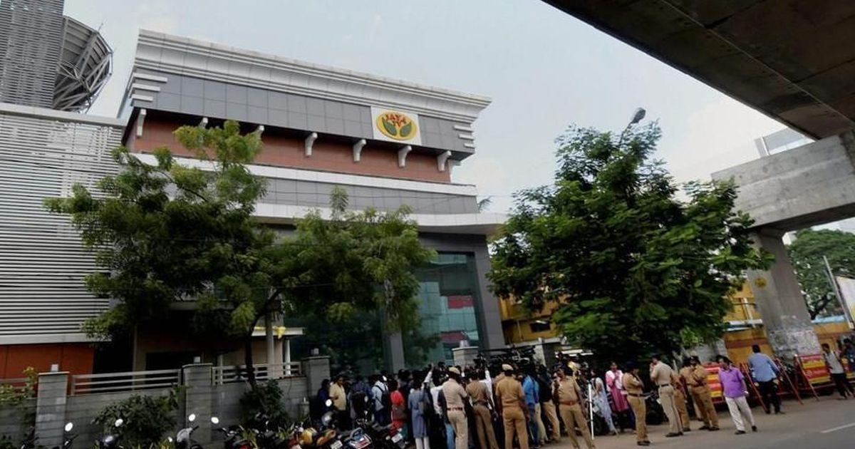 Tamil Nadu: Income tax department raids 33 locations belonging to business groups