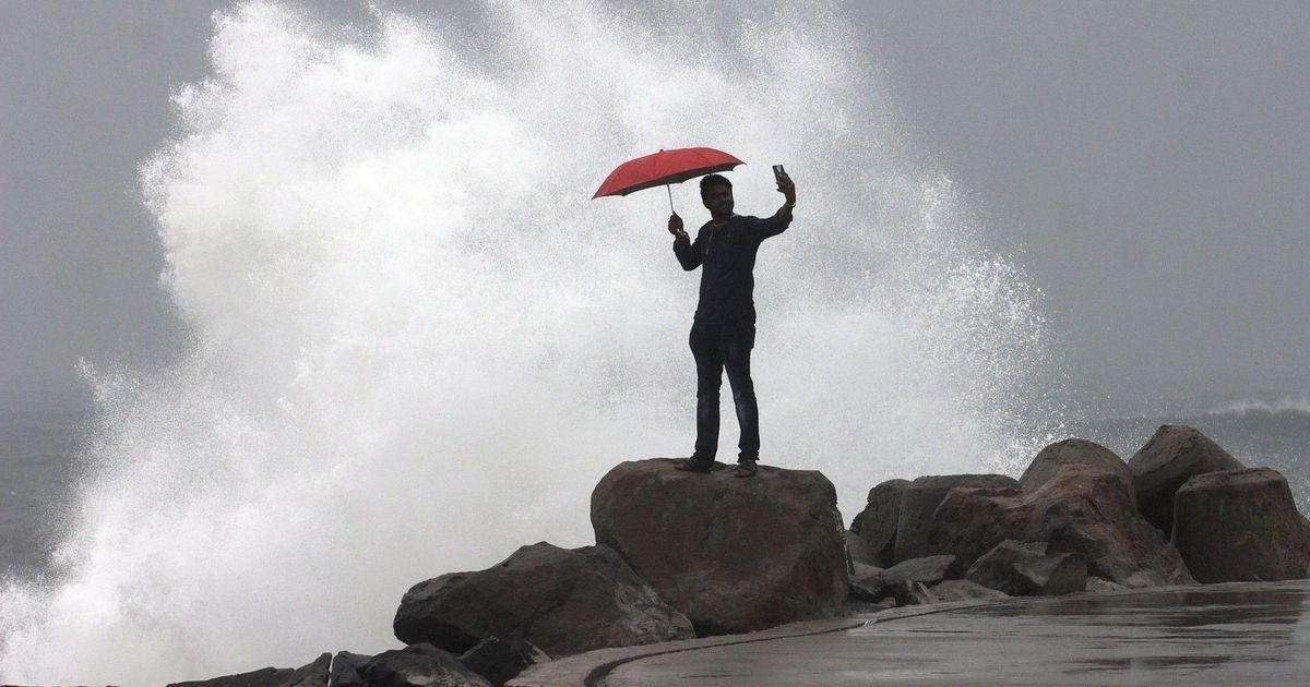 Rain recorded in coastal Tamil Nadu, cyclone may hit state this weekend