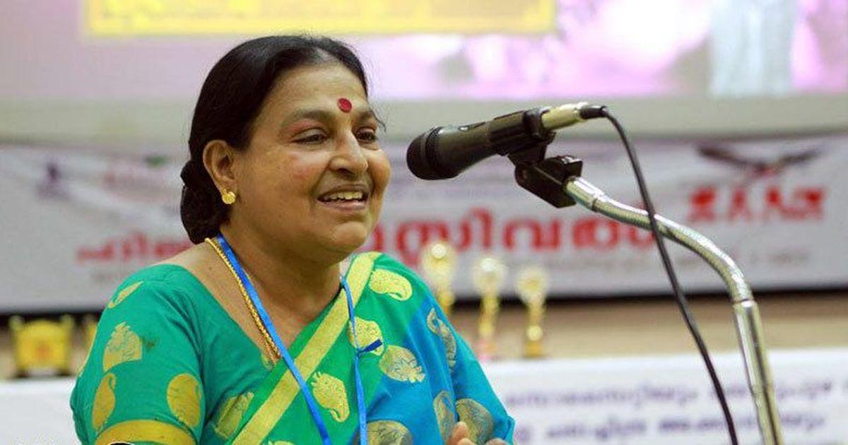 Malayalam actress T Vasanthi dies at 65 after battling cancer